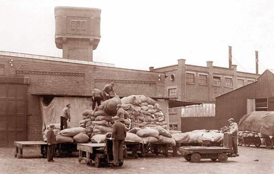 Het Lichtatelier: Afbeeldingen/foto's van oude fabrieken