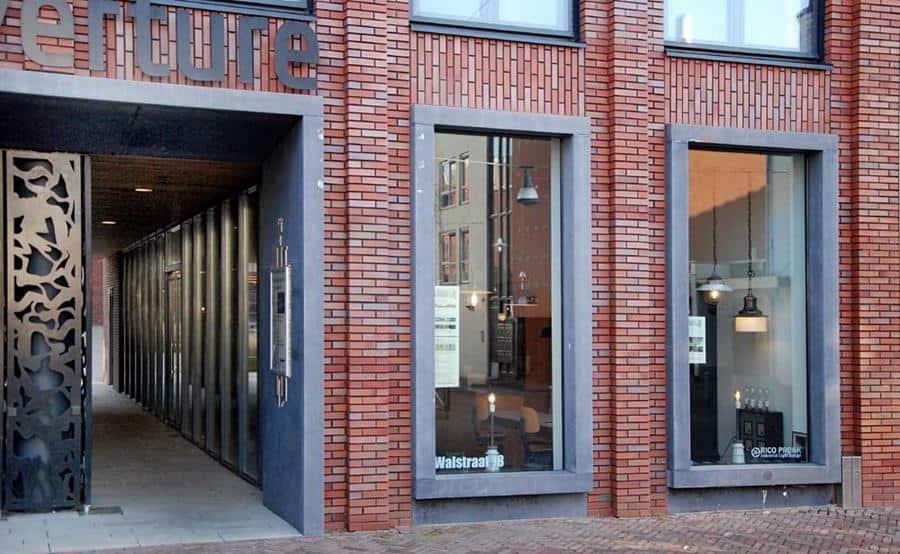 Het Lichtatelier: Onze pand in de oude binnenstad van Enschede