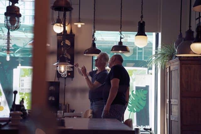 Het Lichtatelier: Onze lampenwinkel